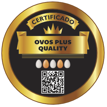 Selo Convencional Ovos Plus Quality
